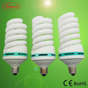 Half Spiral Shaped Energy Saving Lamp (LWHS011) pictures & photos
