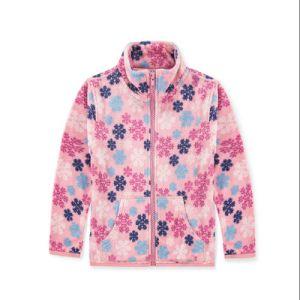 Good Quality Micro Polar Fleece for Bady Blanket/Garments pictures & photos