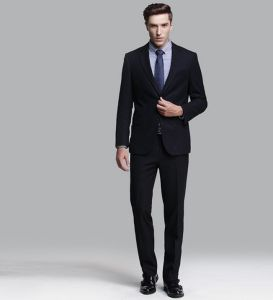 Business Slim Fit Man Suit (Suit130015) pictures & photos