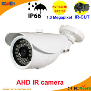 25m IR Weatherproof 1.3 Megapixel Ahd Camera pictures & photos