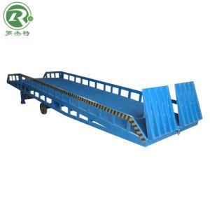 6-10tons Movable Hydraulic Dock Leveler/Loading Dock Ramp