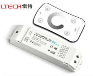 RF Remote RGB LED Controller for Dimming M4-5A Work M1