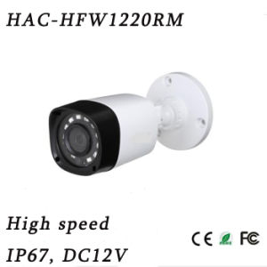 2megapixel 1080P Water-Proof Hdcvi IR Bullet Camera{Hac-Hfw1220RM} pictures & photos