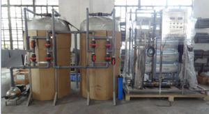 5t/H Factory Price Water Filter Machine/Battery Water Machine /Battery Water Equipment pictures & photos