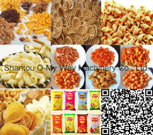 Multi-Head Weigher Automatic Feeding Potato Chips Packing Machine pictures & photos