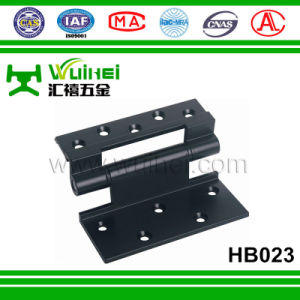 Aluminum Alloy Power Coating Pivot Hinge for Door with ISO9001 (HB023) pictures & photos