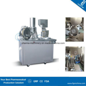 Jtj-a Semi-Automatic Capsule Filling Machines pictures & photos