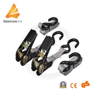 Ratchet Cambuckle Cargo Lashing Belt