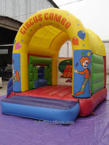 Commercial Inflatable Obstacle Course for Kids and Children (B023) pictures & photos