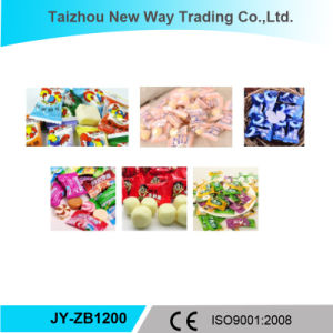 High Efficiency Automatic Food Packaging Machine with Ce Certificate (JY-ZB1200) pictures & photos