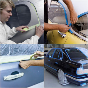 Somi Tape Painter′s Tape/No-Residue Washi Masking Tape for Painting on Wall, Car pictures & photos