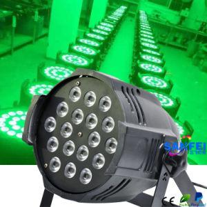 18*12W RGBW 6 In1 DJ Disco Bar LED PAR Light (SF-305)