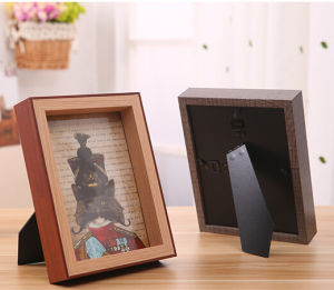 Mixed Solid Wood Picture Frames pictures & photos