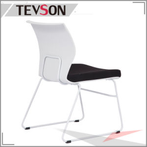 Modern Furniture Stackable Reception Meeting and Training Plastic Chair pictures & photos