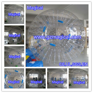 Inflatable Bubble Grass Ball Bubble Hamaster Ball Inflatable Human Hamster Ball (RA-1003) pictures & photos