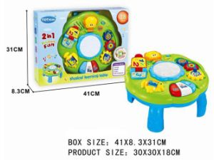 Kids Toys Baby Learning Desk Toy (H9557001) pictures & photos