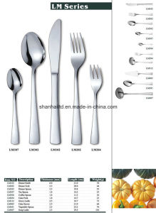 Stainless Steel Dinnerware Set Lm pictures & photos