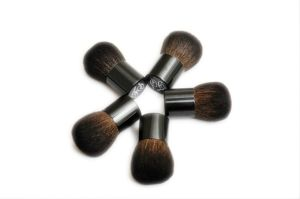 Soft Goat Hair Cosmetic Kabuki Brush for Makeup pictures & photos