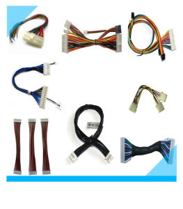 Factory Custom Electrical Battery Car Wire Harness pictures & photos