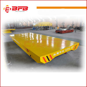 High Quality Easy Operated Electric Handling Cart for Heavy Industry pictures & photos