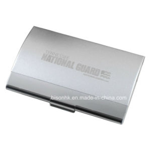 Painting Stainless Steel Name Card Box (BS-S-002) pictures & photos