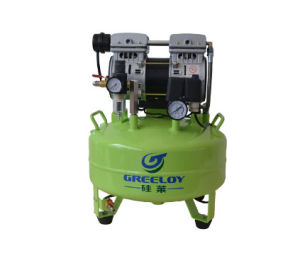 Portable Small Piston Silent Oil Free Air Compressor pictures & photos