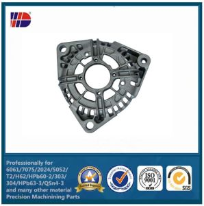 Metal Casting Parts-Alu Die Casting and Machined Parts Wkc408 pictures & photos