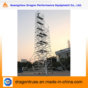 Double Width Main Attached Scaffolding, Used Scaffolding pictures & photos