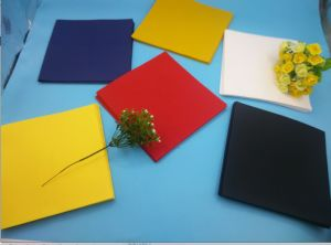 How Colorful Folded Paper Napkins at Weddings pictures & photos