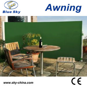 Aluminium Polyester Retractable Screen Awning (B700) pictures & photos