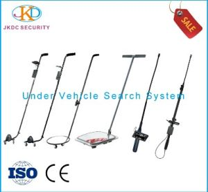 Portable High Sensitivity Under Vehicle Inspection Camera for Security Use pictures & photos
