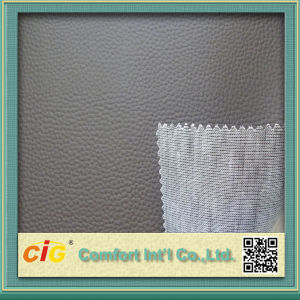 High Quality PVC Synthetic Leather for Sofa Upholstery pictures & photos