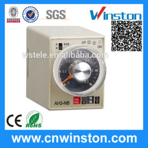 Multifunctional Digital Electrical Adjustable Time Relay with CE pictures & photos