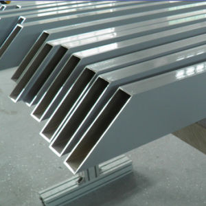 Heavy Aluminum Alloy Construction Material Profile pictures & photos