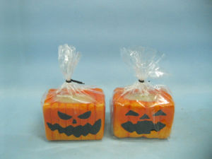 Halloween Candle Shape Ceramic Crafts (LOE2367-6.5z) pictures & photos