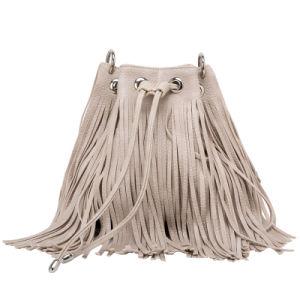 High Quality New Trendy Designer Handbags Tassel Handbag (2156) pictures & photos