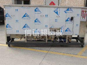 High Quality Professional Manual Hydrocarbon Ultrasonic Cleaner for Industry