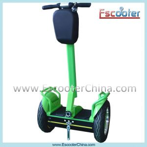 Cost-Efficient Two-Wheeled Self-Balancing Electric Scooter for Advertisement pictures & photos