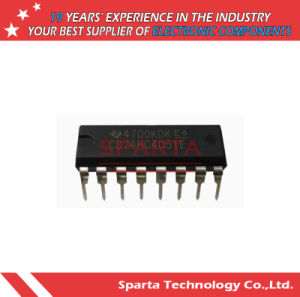 CD74hc4051e 74hc4051n 74hc4051 8-Channel Analog Multiplexer/Demultiplexer IC pictures & photos