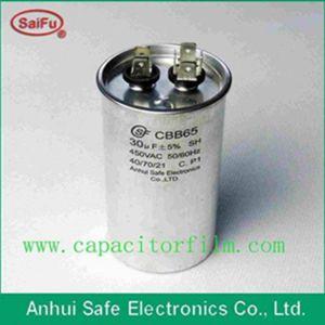 Air Conditioner Spare Part Cbb65 Capacitor 100UF 450V pictures & photos