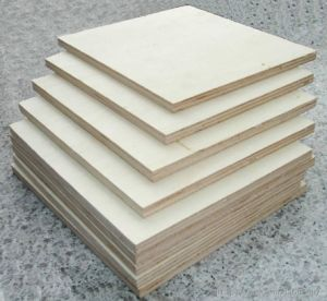Good Quality Lowest Price Funny Commercial Plywood for Furniture Use pictures & photos
