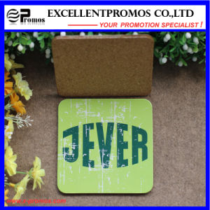 Promotion Customized Printing Best Selling Top Quality Cork Coaster (EP-C57302) pictures & photos
