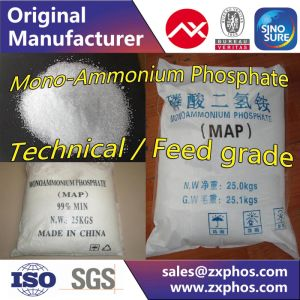 Map - Monoammonium Phosphate Technical Grade pictures & photos