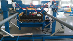 Metal Trapezoidal Roof Sheet Roll Forming Machine for Roof Panel pictures & photos
