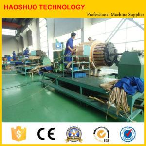 Wrj-5 Horizontal Coil Winding Machine pictures & photos