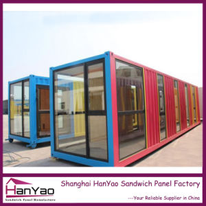 High Quality Customized Modified Steel Structure Container House pictures & photos