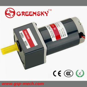 6W 60mm DC Gear Motor pictures & photos