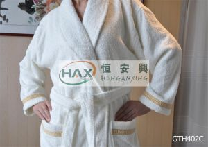 100% Terry Cotton Bathrobe