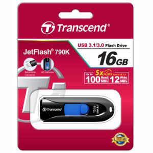 3.0 Transcend USB Flash Drive Jf790 Wholesale USB pictures & photos