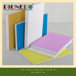PVC Foam Board Decotive Board Useful Cutting Board Display pictures & photos